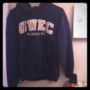 Uwec hoodie